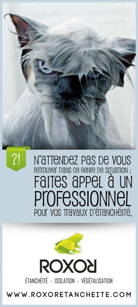 professionnel de l'étanchéité - Langeac - Haute Loire